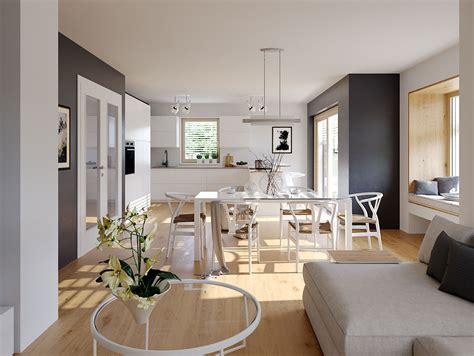 Moderne Häuser Innenausstattung by Zenker Haus Konzept 149 Eine Welt Voller Haus Ideen