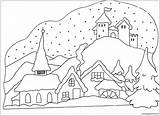 Coloring Snowy Pages Coloringpagesonly Applique Quilts Printable Quilt sketch template