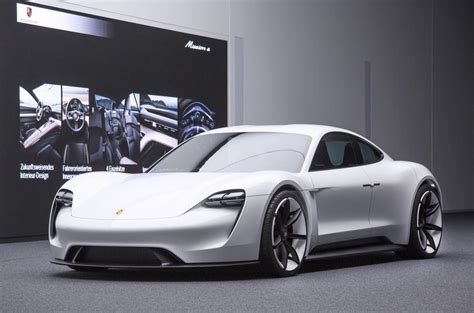 porsche electric mission e vwvortex com iaa 2015 porsche mission e electric saloon