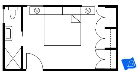 house plans with attached guest house master bedroom floor plans