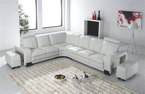 canapé d angle relaxima canap d angle convertible cuir blanc canap canap