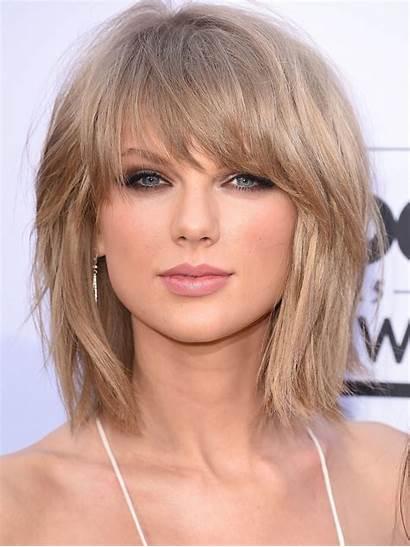 Swift Taylor Hair Straight Blonde Length Shoulder