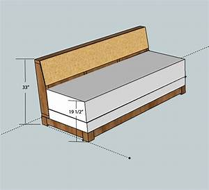 12 how to build a sofa instructions With diy sofa bed plans