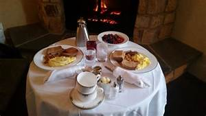 Room Service Breakfast in Cottage Room - Picture of The ...