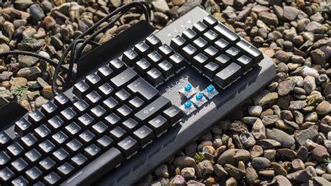 Mechanische Rgb Beleuchtete Tastatur Mit Qwertz Layout Für