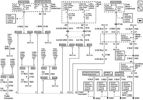 Wiring Harnes Schematic For Chevy Silverado by 2016 Silverado Wiring Diagram Wiring Diagram Sle