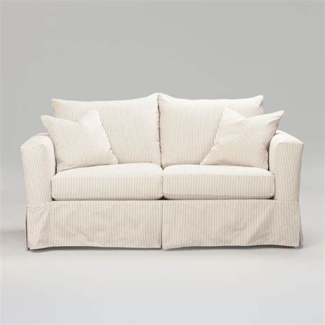 hampton  sofa slipcover traditional sofas