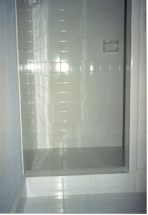 prefabricated doorless shower stalls studio design