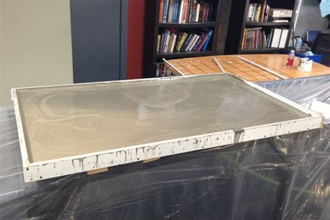 how to make an outdoor concrete countertop diy concrete countertops txrx labs