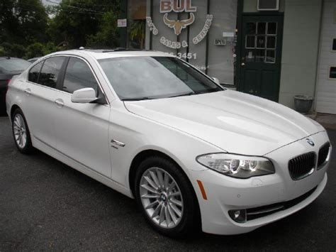 2012 Bmw 5 Series 535i Xdrive Msrp Was 61,595$,loaded,bmw