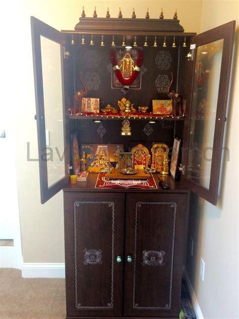 Prayer Cabinet by Ikea Shelf Home Mandir Pooja Mandir Pooja Room