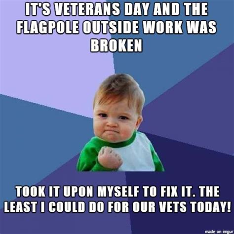 Veterans Day Meme Veterans Day 2015 Best Tribute Honor Memes Heavy