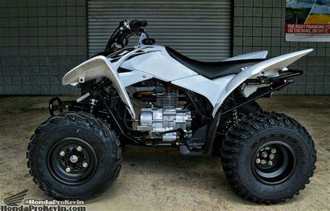 2016 Honda Atv Horsepower & Tq / Model Lineup Comparison