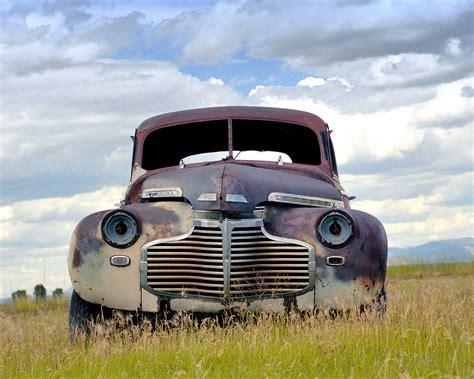 Rusty Chevrolet  Roadside Gallery