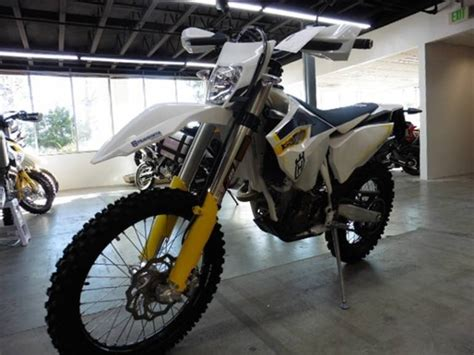 2015 Husqvarna Fe 350 S Motorcycle From Moorpark, Ca,today