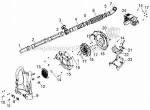 Troy-bilt Tb4bp Parts List And Diagram