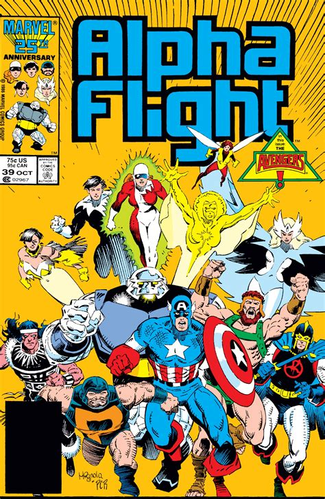 Alpha Flight (1983) #39   Comic Issues   Marvel