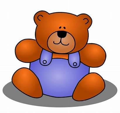 Bear Teddy Clip Clipart