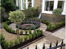 Front Garden Hedge Designs PDF