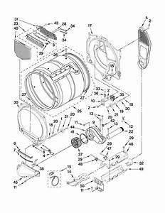 Maytag Model Mede300vw1 Residential Dryer Genuine Parts