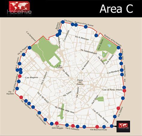 Ingressi Area C - area c