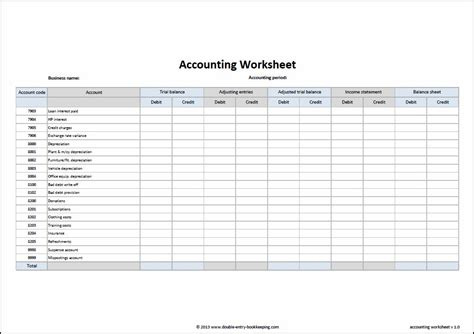 general ledger account reconciliation template db excelcom