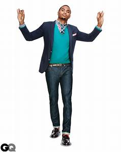 Men's Wear: Trey Songz for GQ - Bisous, Brittany