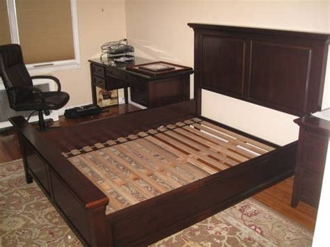Bedroom Set Pottery Barn Hudson Armoire Drawers Queens Bed
