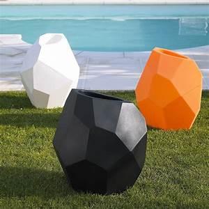 Pot De Fleur Design Interieur : pot de fleurs design ego la boutique desjoyaux ~ Premium-room.com Idées de Décoration