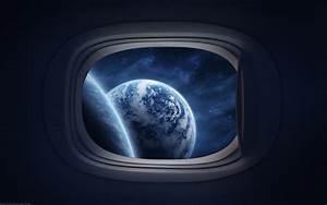 Space Window Wallpapers | HD Wallpapers