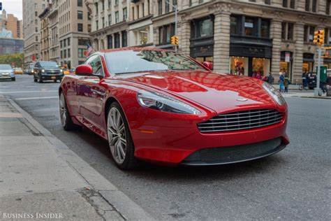 Aston Martin Db9 Review  Business Insider