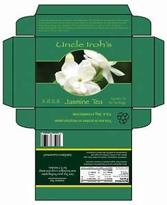 13 Tea Box Design Template Images - Tea Bag Box Template ...