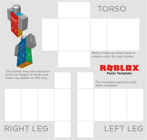 roblox template transparent how to make shirts and roblox developer wiki