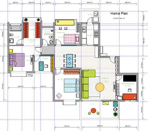 dream home blueprints