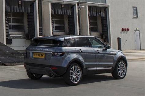 2014 Land Rover Range Rover Evoque New Car Review
