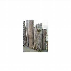 Tronc Bois Flotté : vente de tronc d coratif bois flott 200 cm ~ Dallasstarsshop.com Idées de Décoration