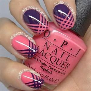 32 Amazing DIY Nail Art Ideas Using Scotch Tape. OMG love ...