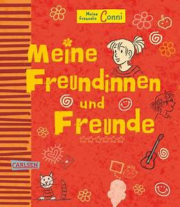 Freundebuch Conni Meine Freundinnen Und Freunde