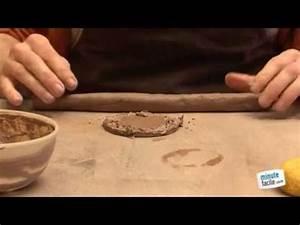 Comment Peindre Une Porte Sans Faire De Trace : comment fabriquer une poterie au colombin youtube ~ Premium-room.com Idées de Décoration