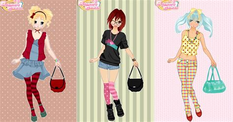 Anime Dressup Anime Dress Up By Pichichama On Deviantart