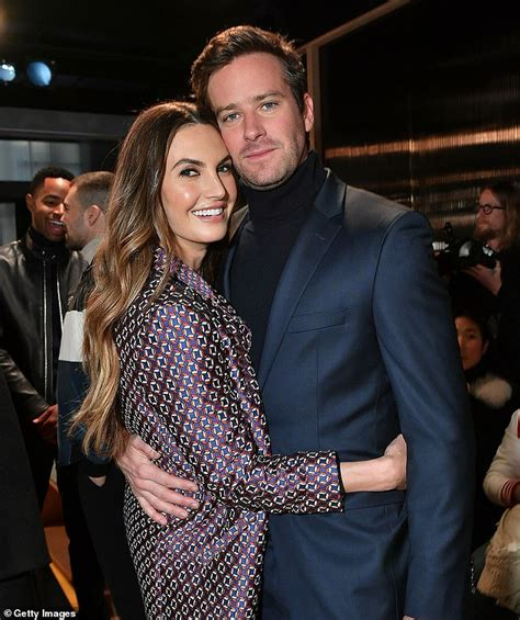 Armie Hammer's wife is 'shocked and sickened' by actor's ...
