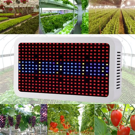 plant lights for indoor plants aliexpress com buy 400 leds grow lights full spectrum