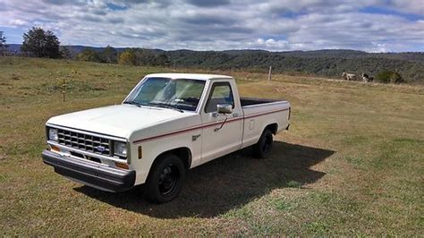 sell used 1987 ford ranger 2 3 turbo diesel in rutledge tennessee united states