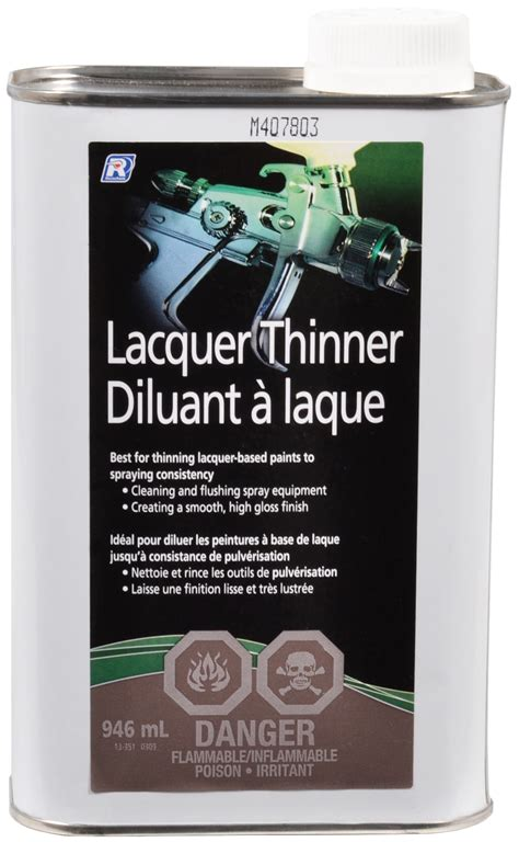 lacquer thinner recochem ardec finishing products