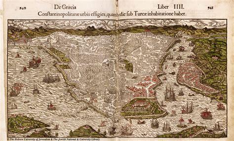 si鑒e de constantinople planos antiguos de estambul iii turquistán
