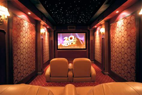 Home Theater Interiors Inspiring Fine Home Theatre