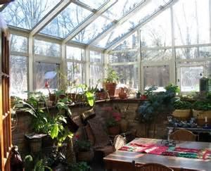 Pit Greenhouses Underground