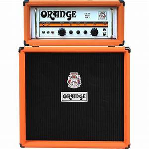 Orange Amplifiers AD Series AD200B 200W Tube Bass Amp Head ...
