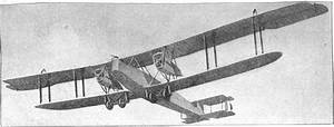 Aeroplane Construction And Operation