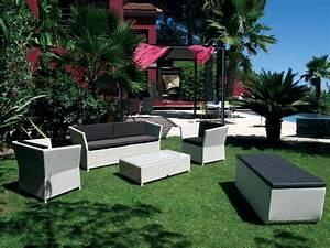 Salon De Jardin Casa : d co jardin mobilier ~ Preciouscoupons.com Idées de Décoration